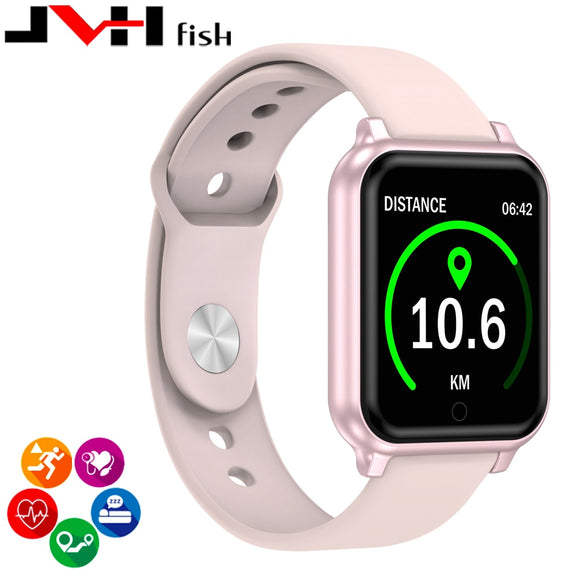 DropShippingsmart Watch Series 4 Men Women iwo 8 plus iwo 9 Heart Rate Monitor Call Message Reminder For Android Apple PK P68 a1  MartLion