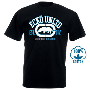 Ecko Unltd Men'S Rhino Remains Tee Shirt Tops Men T Shirt Summer Short Sleeves Cotton T Shirts  MartLion