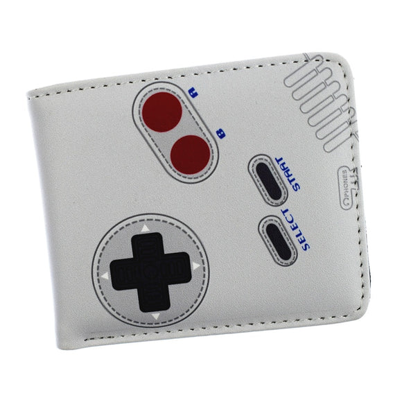 FVIP Game Playstation Wallet Nintendo Wallets Cute Bi-Fold Boy's Purse  MartLion