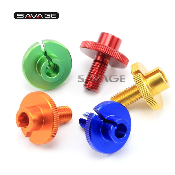 For YAMAHA XJ6 FZ6 N/S FZ6R FZ8 FZ-1N FZ1 FAZER FZS1000 Clutch Cable Wire Adjuster M10*1.5 Motorcycle Accessories YZF R6 R1/M/S  MartLion