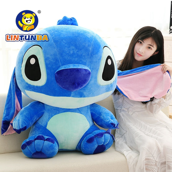 Giant Cartoon Stitch Lilo & Stitch Plush Toy Doll Children Stuffed Toy For Baby Birthday Christmas Children Kid Gifts  MartLion.com