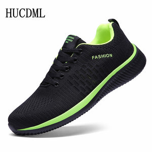 Men Casual Shoes Lace Up Comfortable Men's Shoes Ultralight  Walking Sneakers Size 39-45  MartLion