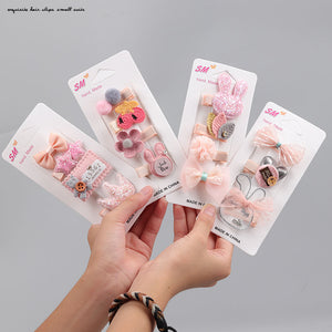 Hair Accessories Hair Clips for Girls for Kids Princess Headwear Girls Birthday Holiday Gift Cute Animal Flower Pink Hair Clip  MartLion
