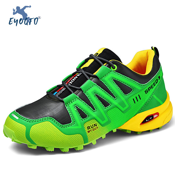High Quality Men Hiking Shoes Autumn Winter Brand Outdoor Mens Sport Trekking Mountain Boots Waterproof Climbing Athletic Shoes  MartLion