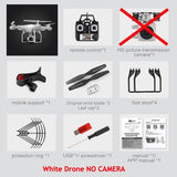 Hot sale Dron Quadrocopter FPV Drones With Camera HD Quadcopters With WIFI Camera RC Helicopter Remote Control Toys VS Syma x5c  MartLion