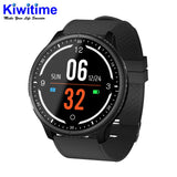 KIWITIME Smart Band Color Screen IP68 Waterproof Wristwatch Heart Rate Monitor Sleep Monitor for ios Android apple iPhone 8 X XS  MartLion