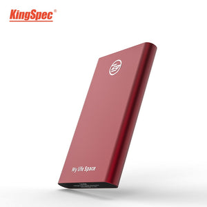 KingSpec ssd hard drive portable ssd external ssd 120gb 240gb hd externo 1tb external hard drive for computer laptop ssd disk  MartLion