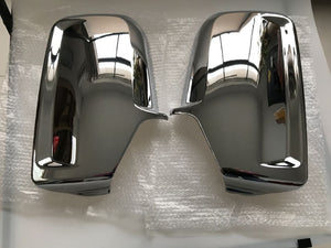 LH+ RH  chrome wing mirror cover for mercedes Sprinter 2006+  MartLion