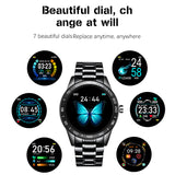 LIGE Smart Watch Men Fitness Tracker IP67 Waterproof Heart Rate Blood Pressure Pedometer For Android ios Sports smartwatch +Box  MartLion