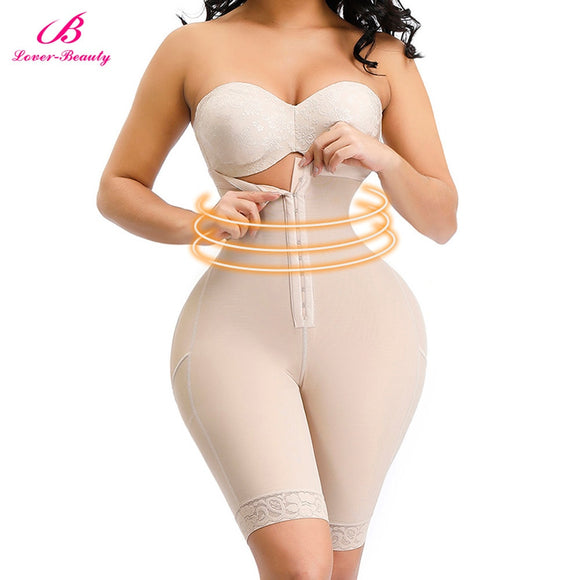 Women Shapewear Waist Trainer Corset Butt lifter Tummy Control Underwear Shaper High Waist Control Panties  MartLion