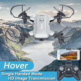 M9  fixed version 5 million pixel WIFI camera mini folding drone, aerial photography, wifi real-time image transmiss  MartLion