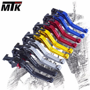 MTKRACING For YAMAHA MT-07/FZ-07 2017-2017 MT07 CNC Short Brake Clutch Levers  MartLion.com