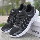 Men Shoes Lightweight Men Sneakers For Summer Autumn Basket Homme Sports White Black Vulcanized Shoes For Men Casual Shoes Adult  MartLion