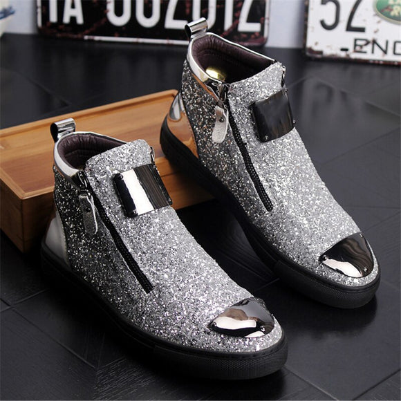 Men Winter Boots Men Leather Boots Casual Leather Shoes Men Boots Work Shoes Fashion Chelsea Boots Autumn Winter Men Shoes  MartLion