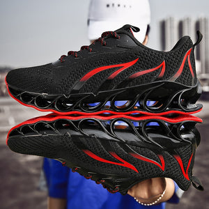 Men's Shoes For Running Sneakers Jogging Sports Breathable Spring Large Size Leisure Big Foot New Cushion Tenis Casual Masculino  MartLion