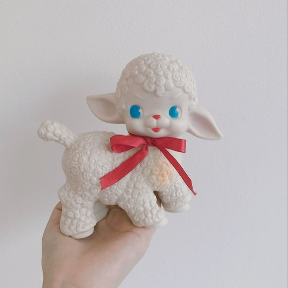 Mini Newborns Toys Doll Kawaii Sheep Toys Boys Girls Lovely Animals Educational Toy Kids Children Christmas New Years Gift  MartLion.com