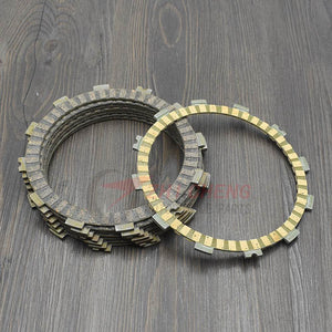 Motorcycle Clutch Friction Plates Disc For Suzuki DRZ400 DR-Z 400 DR-Z400 00-06 DR-Z400E DR-Z400S 2000-2017 DR-Z400SM DR-Z400SMZ  MartLion