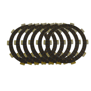 Motorcycle Clutch Friction Plates Kit Set for YAMAHA XT225 XT 225   #CP-0002  (Fits: XT225)  MartLion