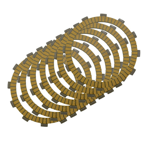 Motorcycle Clutch Friction Plates Set for Kawasaki KLX650 KLX 650 1993-1996 Clutch Lining #CP-0009  MartLion.com