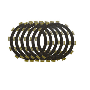 Motorcycle Clutch Friction Plates Set for SUZUKI SP200 SP 200 1986-1988 Clutch Lining #CP-00011  MartLion
