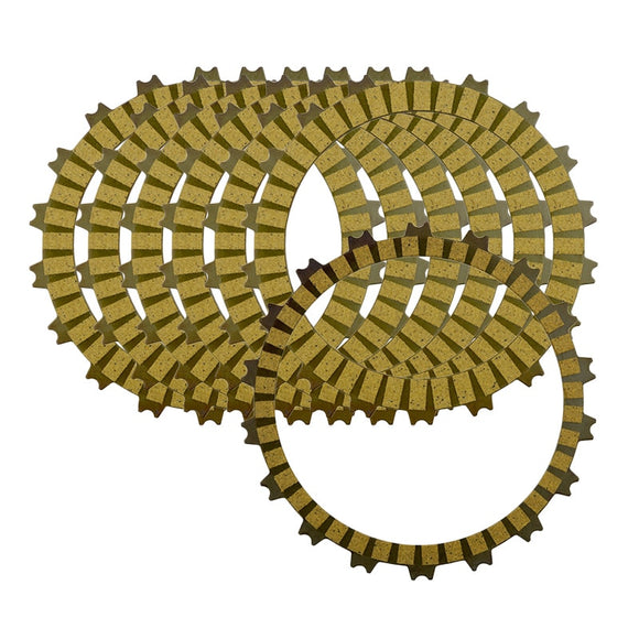 Motorcycle Engine Parts Clutch Friction Plates Kit For Honda CBR500R 500R CMX500 CMX 500 CB500 CB CB500F CB500S CB500X 2014-2017  MartLion
