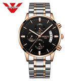 NIBOSI Relogio Masculino Men Watches Top Brand Luxury Famous Men's Fashion Casual Dress Watch Military Quartz Wristwatches Saat  MartLion.com