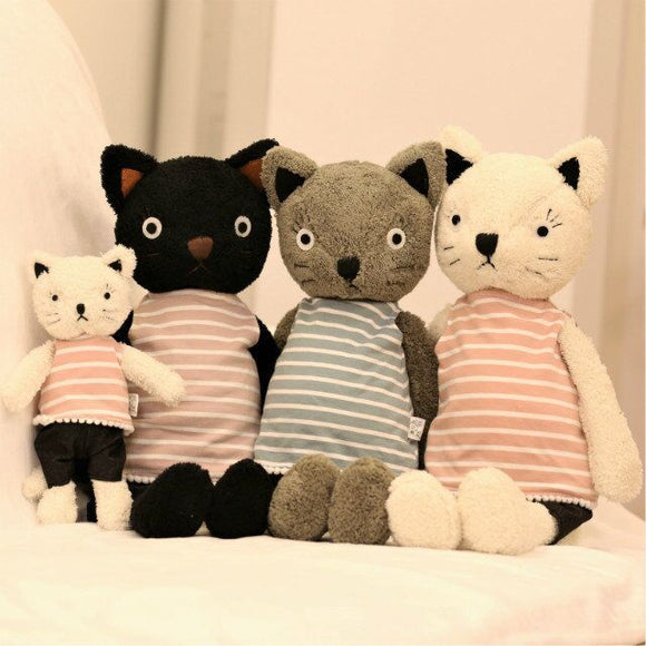 Plush Toy Doll Le Sucre Prince Rabbit Doll Noah Cat Sugar Bear (without Clothes) Designed to Shoot  MartLion