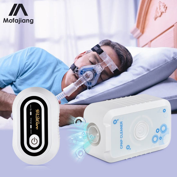 Portable Cleaner Ozone Disinfector Sleep Aid Breathing Air Purifier Disinfection Machine Health Care Anti Snoring  MartLion.com