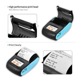 Portable Mini 58mm Bluetooth Wireless Thermal Receipt Ticket Printer For Mobile Phone Bill Machine shop printer for Store  MartLion