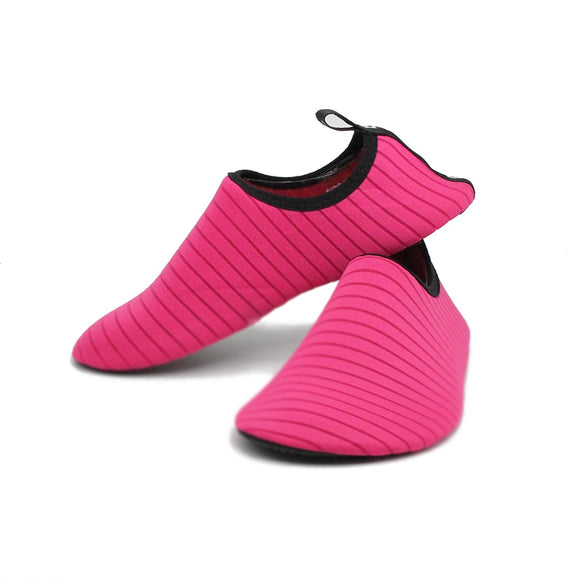 QEJEVI Beach Shoes Water Barefoot Women Men Surfing Swimming Sports Black Color Spring Summer Soft Anti-Slip Quick-Drying  MartLion.com