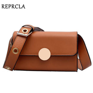 REPRCLA 2020 New Designer Women Bag Small Ladies Shoulder Bag Fashion Simple Crossbody Messenger Bags Brand Female Handbag  MartLion