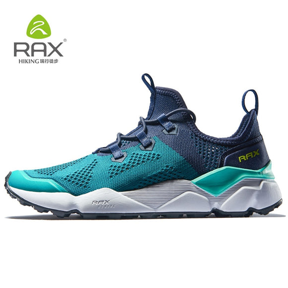 Rax Men's Running Shoes Women Breathable Jogging Shoes Men Lightweight Sneakers Men Gym Shoes Outdoor Sports Shoes Male zapatos  MartLion.com