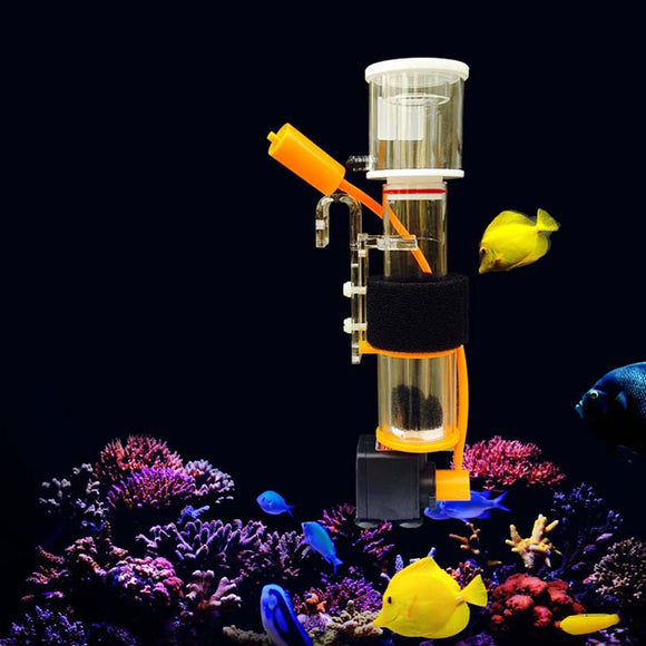 Red Star Marine Aquarium Fish Reef Coral Tank Hanging Style SQ50 SQ70 SQ90 Filter Protein Skimmer  MartLion