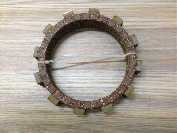 STARPAD For LP-2059 for Yamaha off-road motorcycle parts clutch plates WR250ZYZ250WR450FYZ450F  MartLion