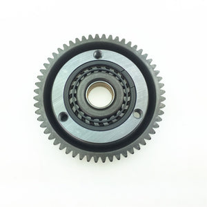 STARPAD For Zongshen CB250 CQR250 Motocross Accessories Starter Plate Overrunning Clutch Assembly  MartLion