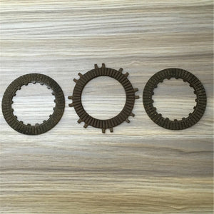 STARPAD For sun Jialing Zongshen 7,090,100,110 single automatic clutch of motorcycle engine clutch plate  MartLion.com