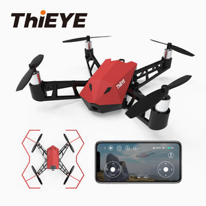 ThiEYE Dr.X Mini Drone With Camera HD 1080P Camera APP RC High Lever Flight Stability Quadcopter Pocket Drone  MartLion