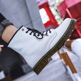 Winter Martens Couple Sneakers Women Shoes Woman Boots Botines Mujer Casual Adulto Outdoor Chaussures Femme Zapatos De Mujer  MartLion