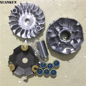 XUANKUN UA125T-A-3 UA150 Clutch Before The Drive Plate After The Belt Plate Rejection Block  MartLion