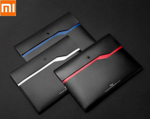 Xiaomi Fizz color double-layer file bag 6pcs Double-layer pocket Document storage bag  MartLion
