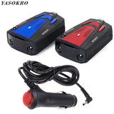 YASOKRO™ Car Vehicle Radar Detector 360 Degree Anti Car Detector V7 Speed Voice Alert Warning 16 Band Speed Control Detector  MartLion