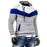 Zollrfea In-Kind Shooting High Quality Casual Men's Jacket Slim Hoodies Mens Turtleneck Hooded Jumper Thicken Warm Coat CA0271  MartLion