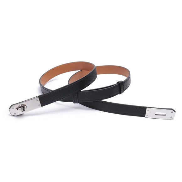 ciatuar Fashion H Belts For Women Men Luxury Designer Genuine Leather Female Waist Belt Double H Buckle Jean Belt Casual Strap - Mart Lion  Best shopping website