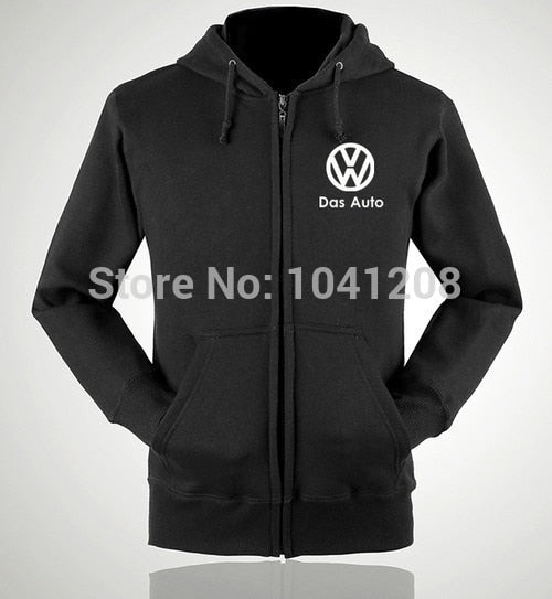 ectic S~XXL size 4 colours winter jackets Volkswagen VW 4S worker clothes sweatershirt pullover  MartLion