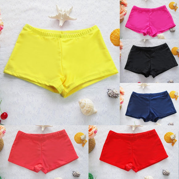 women shorts 2018 swimsuit shorts sexy women brief  bathing suits  swimwear underwear female boxer swimming trunks boxer shorts  MartLion.com