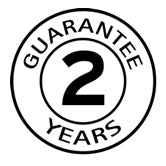 2 Year Guarantee