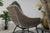 Logan - Vintage Willow Relax Chair and Stool