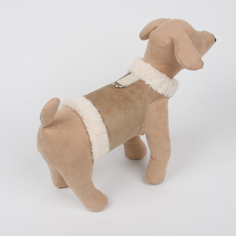 Camel Bowzer Dog Coat Harness