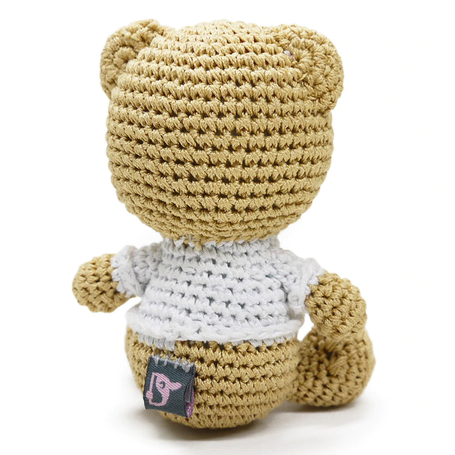 Crochet Teddy Bear Dog Toy