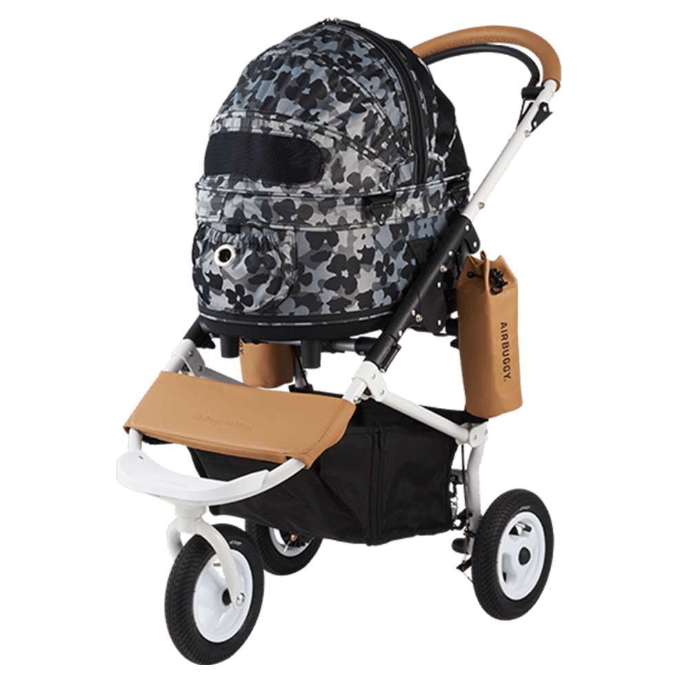 LTD Edition Flower Camo Dog Stroller (SM)